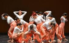 Pasión por la danza urbana en Erandio