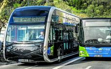 San Sebastián adelanta a Vitoria y prueba ya el 'bus expres'