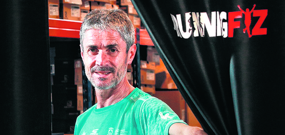 Martín Fiz, un diésel eterno