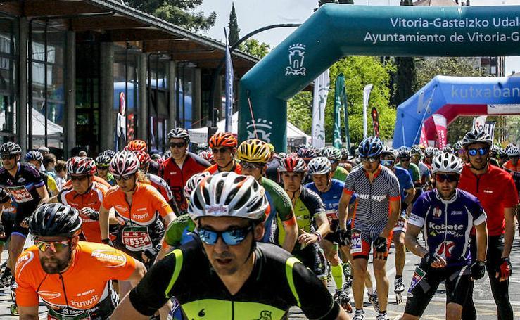 La Maratón Martín Fiz de Vitoria, sobre ruedas