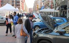 La Feria del Automóvil logra una gran asistencia tras un primer trimestre con 124 matriculaciones