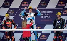 Baldassarri se da un festín en Jerez