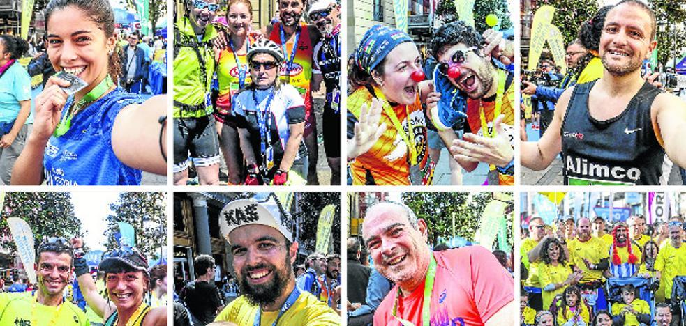 La experiencia del Maratón Martín Fiz contada por sus protagonistas