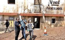 Los directores de 'Handia' ruedan en Huelva el drama de un topo de la Guerra Civil española