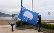 Ereaga y Arrigunaga serán un verano más las únicas playas vizcaínas con bandera azul