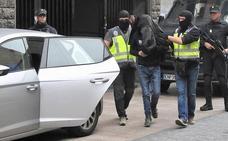 Detienen a dos vecinos de Durango y Bilbao por supuesta pertenencia al Estado Islámico
