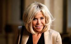 La imagen Brigitte Macron usada en una estafa de cremas antiarrugas