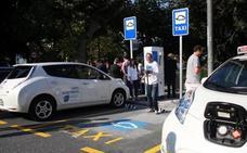 Bilbao cuenta con dos nuevas electrolineras que darán servicio gratuito durante un año