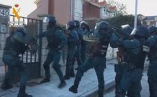 Detenida una banda de vecinos de Castro que robaba en bares y casas de Euskadi y Cantabria