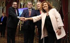PNV y PSE firman en solitario su Pacto Social para Bilbao
