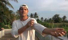 Frank de la Jungla tiene malaria: «Me traje de África un animal invasor. Que putada»