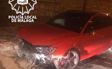 «¡Antonio frena!»: el accidente de 4 amigos al intentar hacer un trompo con el coche