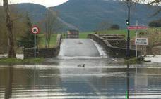 El Gobierno vasco deja el grueso del plan contra las riadas en Vitoria para la próxima década