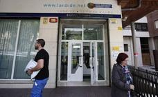 El Gobierno vasco cifra en un 36% el seguimiento del paro en Lanbide