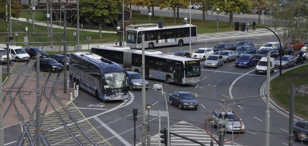 El Gobierno vasco se compromete a buscar «la mejor solución posible» para la rotonda América Latina