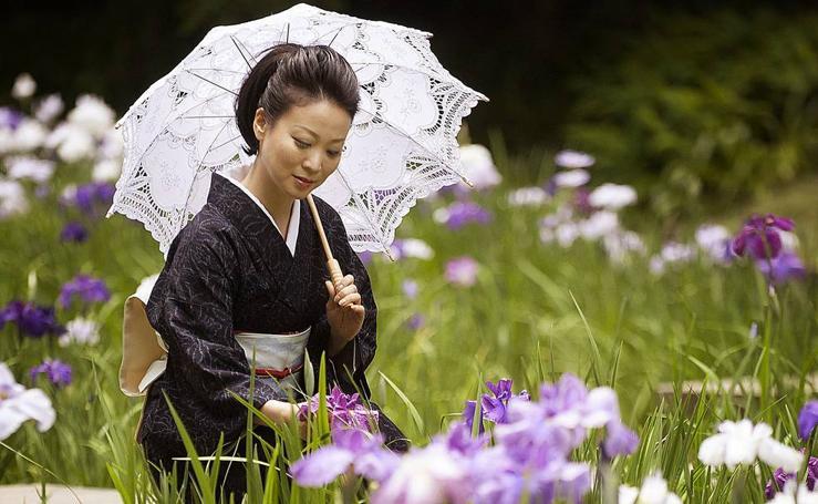 El kimono no pasa de moda
