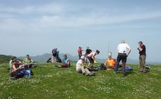 Rutas de montaña: Uzturre (722 m.)