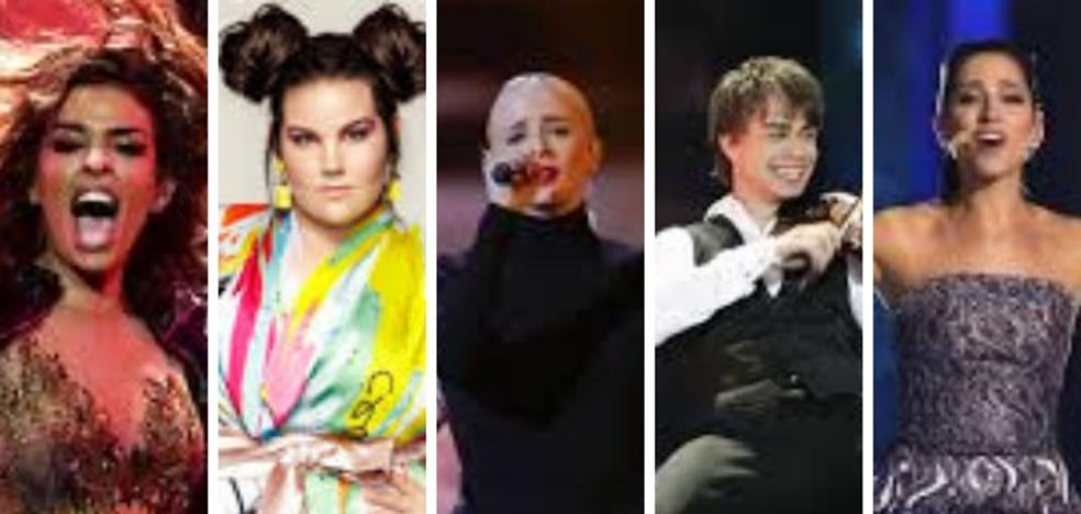 Estos son los países favoritos para ganar Eurovisión... y ninguno es España