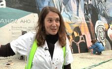 ¿Quién es quién en el nuevo mural de Judimendi?