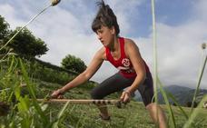 El deporte rural femenino se sube al podio