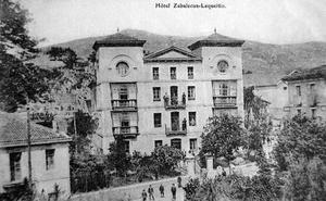 Un menú en euskera de 1890