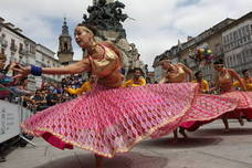 380 dantzarik parte hartuko dute 'Gasteiz dantzan' ekitaldian