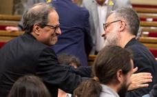 La CUP da vía libre a la investidura de Torra pero controlará sus pasos desde la oposición