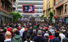 Bilbao demuestra que «está preparado» para albergar grandes citas internacionales