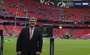 Aburto, sobre la subida de los hoteles en las finales de rugby: «Tengo que decir alto y claro que no me gusta»