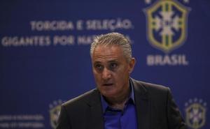 Neymar lidera la lista definitiva de Brasil para el Mundial