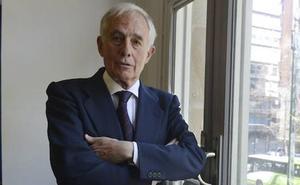 José Antonio Garrido: «Vitoria necesita definir objetivos a largo plazo»
