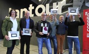 Los Premios Jantour reconocen la excelencia de los cocineros y productores vascos