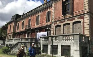 Sacan brillo al palacio Munoa para sus primeras visitas al interior el 3 de junio