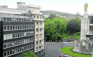 El PP pone a la venta su sede de Bilbao en plena Gran Vía