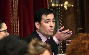 Abaunza sustituirá a Barkala como concejal de Obras de Bilbao