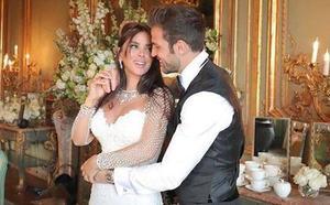 Cesc Fàbregas y Daniella Semaan se han casado