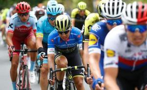 Chaves pierde el Giro