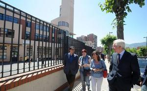 El PP critica las «deficiencias» que impiden utilizar la pista cubierta del colegio Luis Briñas