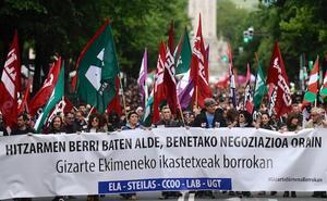 Los sindicatos destacan el amplio seguimiento del primer día de huelga en la enseñanza concertada