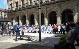 Pensionistas se manifestarán en Durango el próximo lunes