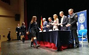 La Policía Nacional forma a los escolares en ciberseguridad