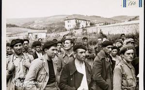 Galdakao comparte en internet 12 años de trabajos sobre la guerra