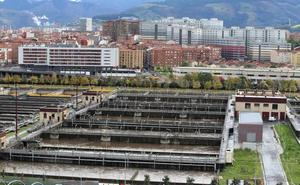 PNV y PP pactan inversiones por 18 millones para la renovación de la depuradora de Galindo