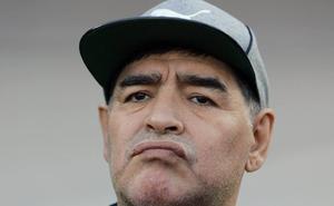 Maradona será el presidente del Dinamo Brest de Bielorrusia