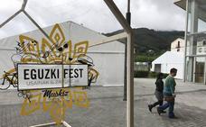 Muskiz unirá gastronomía, animación y flores en una nueva feria este fin de semana