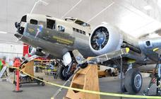 El Memphis Belle, un avión que rejuvenece