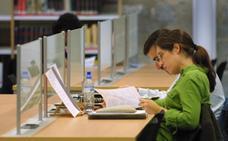 El campus de Álava habilita salas de estudio durante el periodo de exámenes