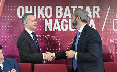 Empresarios vascos reciben con desagrado la apelación del lehendakari a subir los sueldos