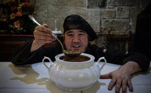 Arandia de Julen (Bilbao): el cocinero de 'Ocho apellidos vascos'
