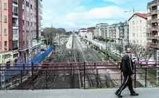 Vitoria apuesta por soterrar también un vial de tráfico al enterrar las vías del tren